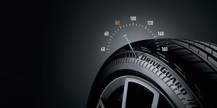 Bridgestone_DriveGuard_speedometer